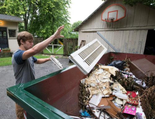 How to get rid of junk? Make use of dumpster services now!