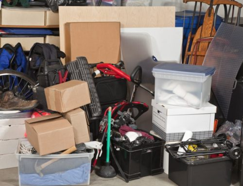 How to dispose of unwanted household items?